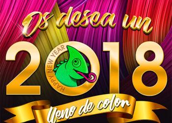 Feliz 2018!!